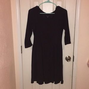 American Eagle outfitters purple sweater dress🎄✨